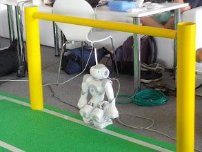 Photo: NAO robot