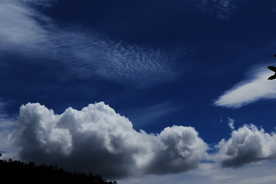 sky&clouds by Suresh Kumar - Nature Up Close Other Natural Objects