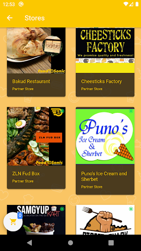 Foodsonic - Food Delivery Service screenshot 2