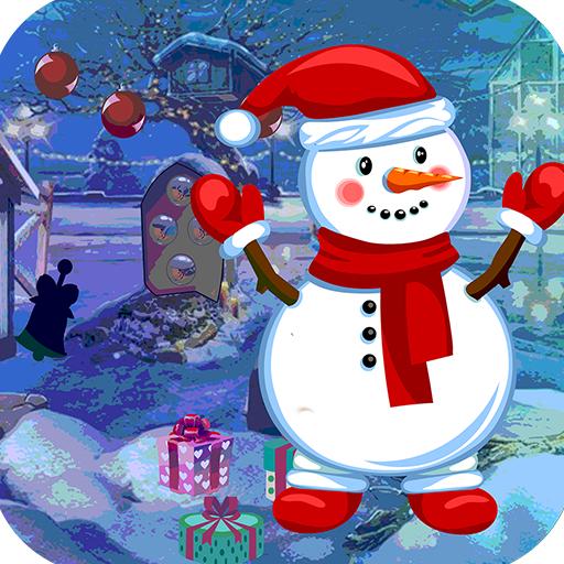 Best Escape Games 126 Blithe Snowman Escape Game