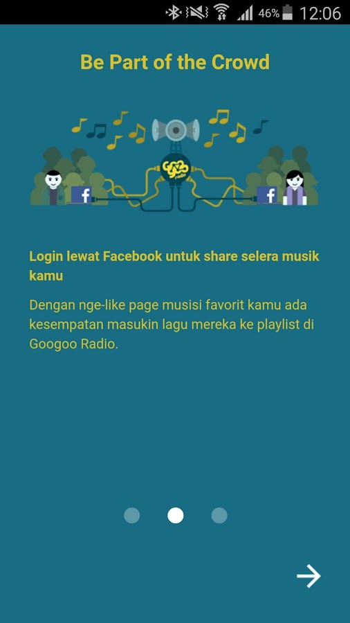 Googoo Radio- screenshot
