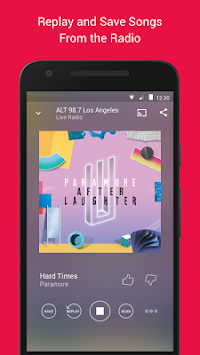 iHeartRadio Free Music & Radio APK screenshot thumbnail 4