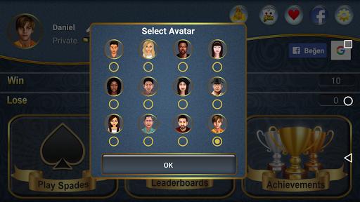 Spades: Card Game filehippodl screenshot 24