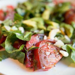 Heirloom Tomato Paleo Caprese Salad