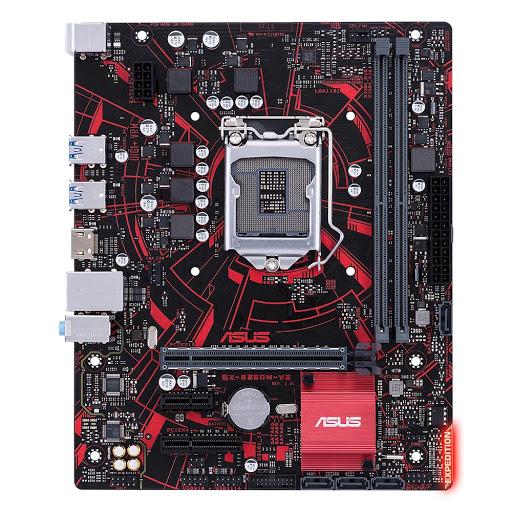 Bo mạch chính/ Mainboard Asus EX-B360M-V3