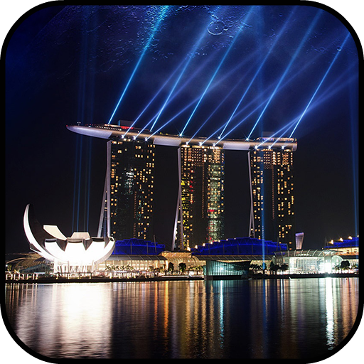 Singapore Night Wallpapers