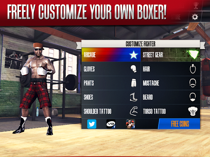 Real Boxing Android 8
