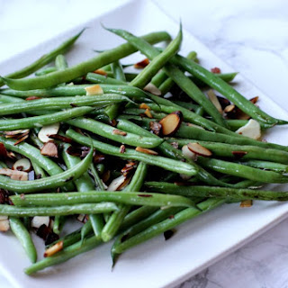 10 Minute Green Beans.