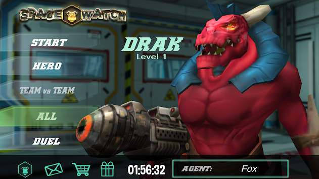 Space Watch: Multiplayer Teams apk screenshot
