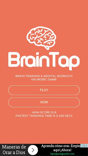 Neurobic Brain Trainer Game