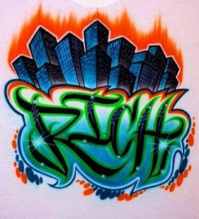 Graffiti Name Design Ideas - náhled