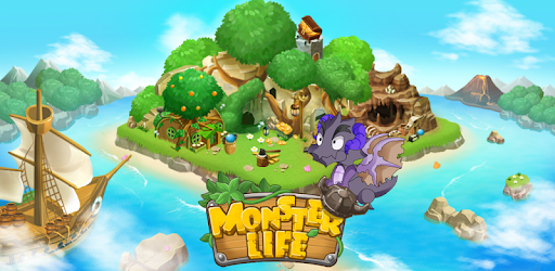 Monster Life -City Sim Game game (apk) free download for Android/PC/Windows screenshot
