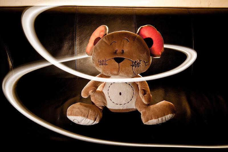 L'orso magico di j3st3r