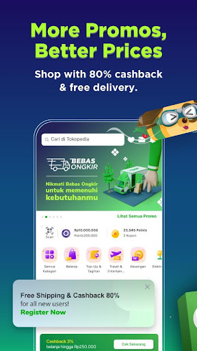 Tokopedia  screenshots 2