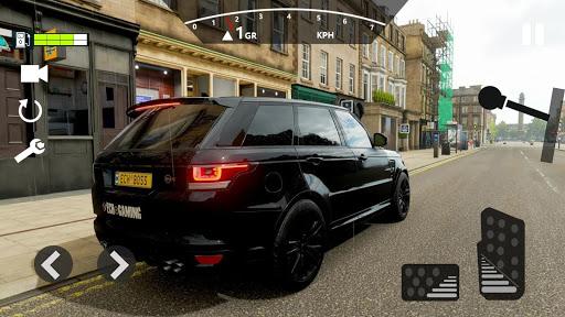 Crazy Car Driving & City Stunts: Rover Sport 1.8 Screenshots 3