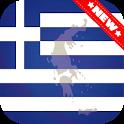 Greece Flag Wallpaper icon