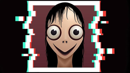 The Momo Challenge character instructs children to complete dangerous challenges they must keep secret or Momo will kill them.
