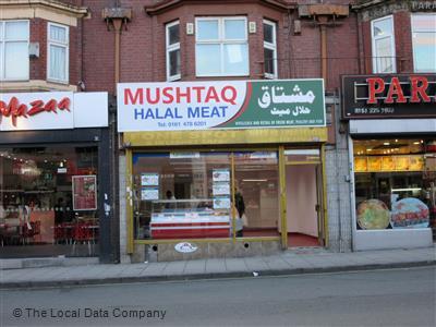 Mushtaq Halal Meat On Stockport Road Halal Butchers In Longsight Manchester M13 0rq