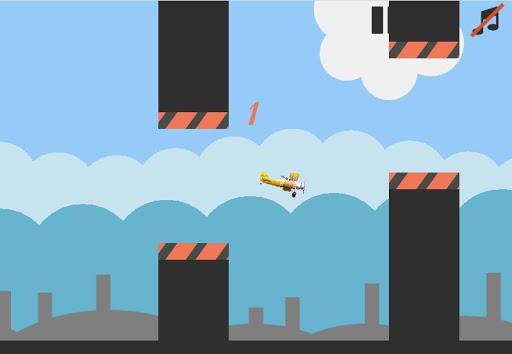 Flappy Plane 1 screenshots 4
