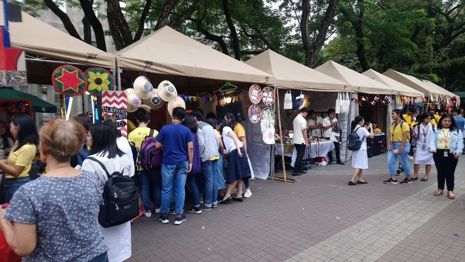 13 Lovely Products at the Sinag UST SHS Entrepreneur Bazaar