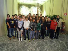 "Photo: 13/10/2014 - Scuola media ""Dante Alighieri ""di Torino. Classe II Q."
