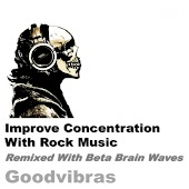 Improve Concentration with Rock Music (Remixed with Beta Waves)