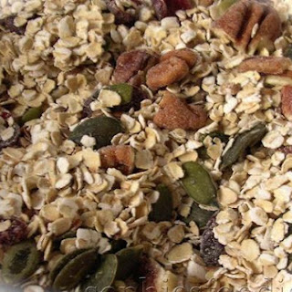 Making My Own Muesli.