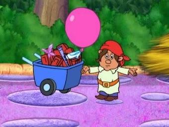 Dora sauve les trois petits cochons