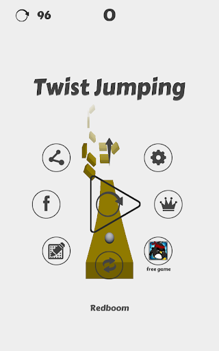Twist Jumping