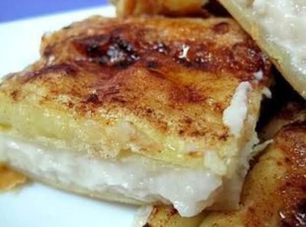 Sopapilla Cheesecake Dessert Recipe