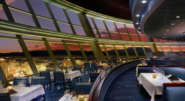 Restaurante da Stratosphere Tower