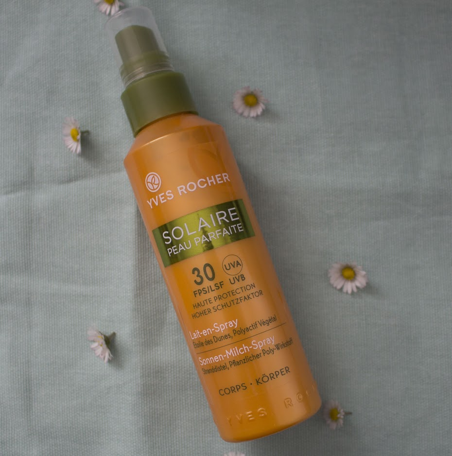 Yves rocher: sun products - Miss Prettiness