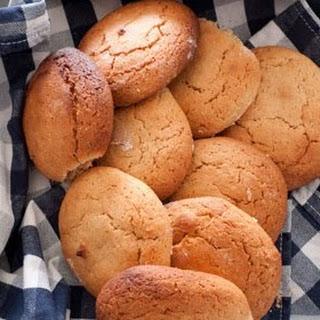 Honey & Cinnamon Cookies