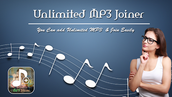 MP3 Merger : Audio Joiner- screenshot thumbnail