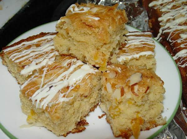 Apricot Angel Brownies Recipe