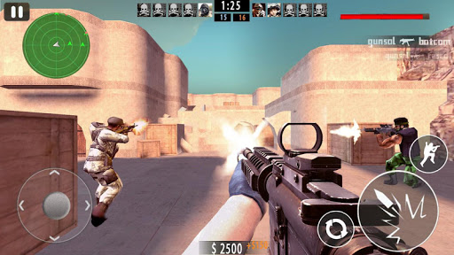 Gun Strike Shoot Killer - screenshot