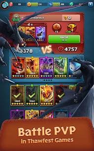 Dragons Titan Uprising Mod Apk 1.14.13 (GOD MODE + ONE HIT) 3
