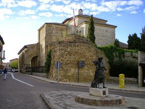 Photo: Etapa 15. Iglesia de Santa Maria del camino. Carrión de los Condes
