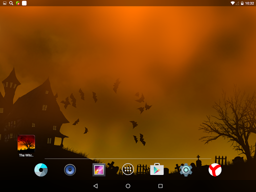 Scary Halloween Live Wallpaper  screenshots 11