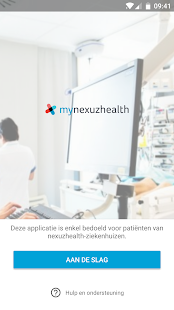mynexuzhealth- screenshot thumbnail