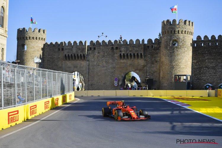 Ferrari ook het snelst in derde en laatste oefensessie, nieuwe opdoffer voor Gasly
