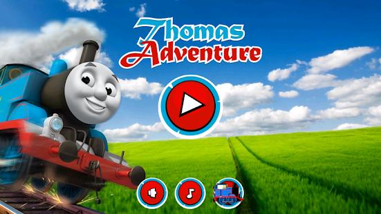 Thomas Adventure - náhled