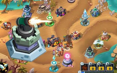 Hero Defense King 1.0.11 MOD (Unlimited Money) 5