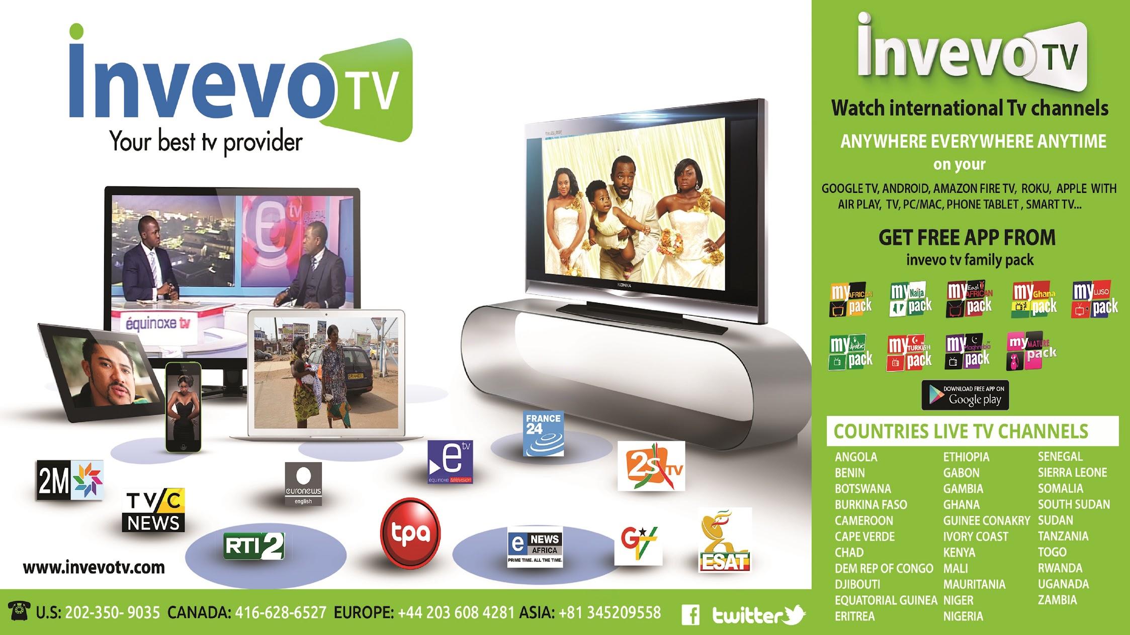 INVEVO TV