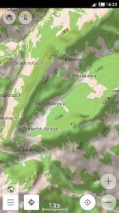 Contour lines plugin — OsmAnd- screenshot thumbnail