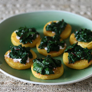 Polenta With Goat Cheese Recipes