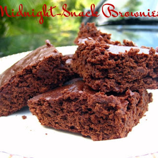 Midnight-Snack Brownies Recipe