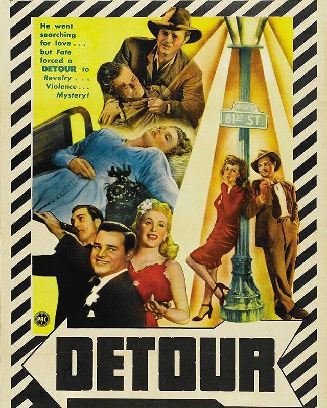 El desvío (1945, Edgar G. Ulmer)