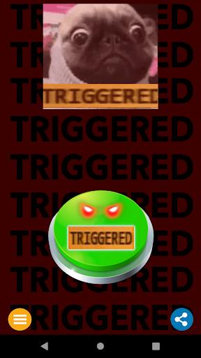 Triggered - Meme Prank Button screenshot 3