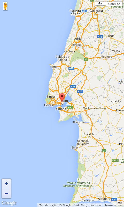 Portugal Travel Guide Android Apps On Google Play - Portugal map google